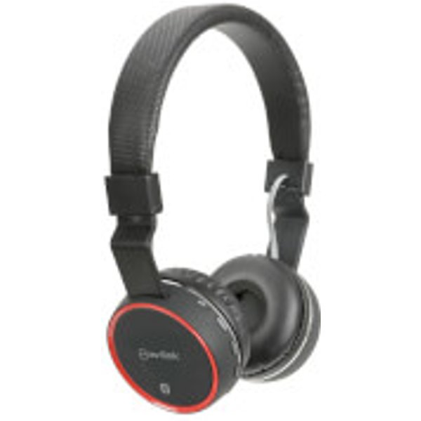 65. AV: Link Wireless Bluetooth On-Ear Noise Cancelling Headphones (With Built-in FM Radio) - Black, PBH: £17.99, Zavvi