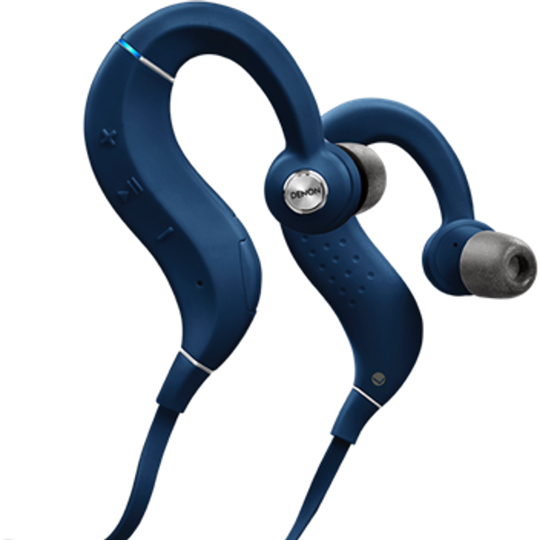 14. Denon AHC160W Wireless Sport Headphones in Blue: £119, Electricshop