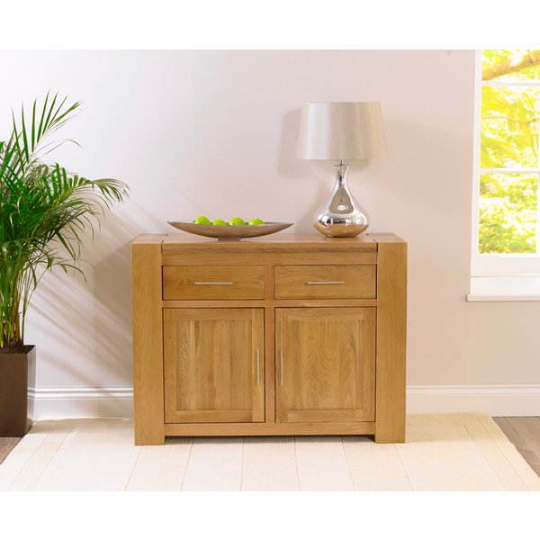 11. Thames 110cm Oak Sideboard: £299, Great Furniture Trading Company