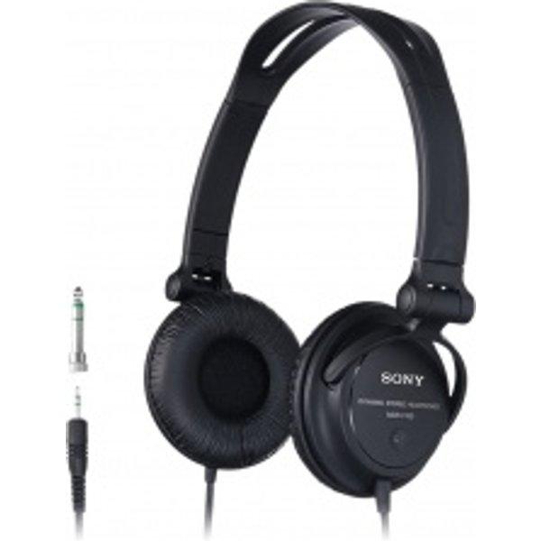 1. Sony MDRV150 Headphones Reversible Ear Cups for DJ Monitoring  Black: £13.79, PicStop