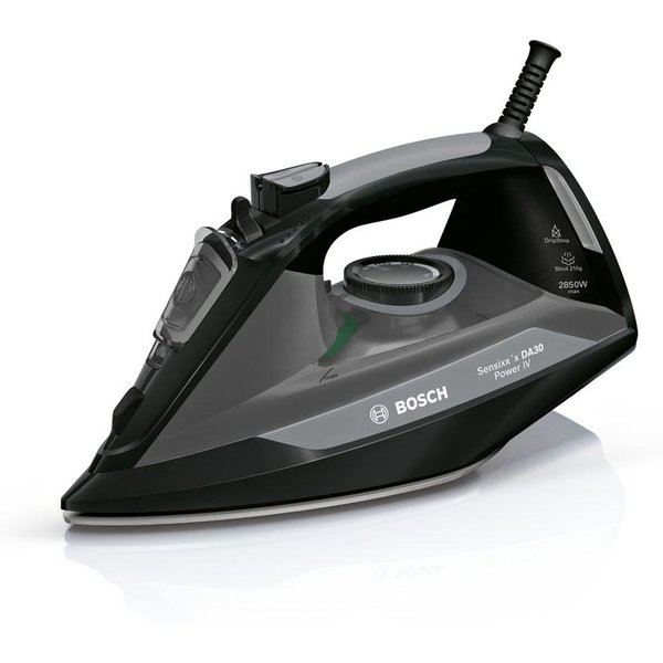 35. Bosch Sensixx'x DA30 Steam Iron: £54.99, Robert Dyas