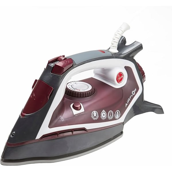 28. Hoover 2600W Airflow Steam Iron: £24.99, Robert Dyas