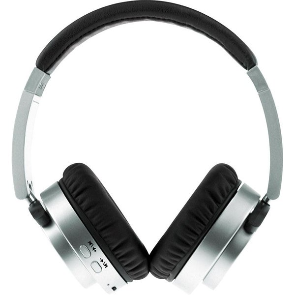 35. Groov-e Fusion Bluetooth Wireless/Wired Headphones - Silver: £24.99, Robert Dyas