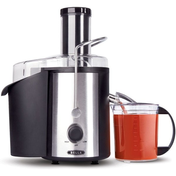 4. Robert Dyas Bella 700W Whole Fruit Juicer - Grey/Silver: £44.99, Robert Dyas