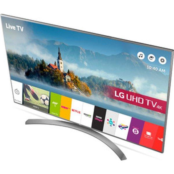33. LG 55UJ670V 55 4K Ultra HD Smart LED TV Active HDR WebOS 3 5: £849, Sonic Direct