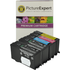 100xl Compatible Black High Cap x2, 100XL High Capacity Colour Compatible Ink Cartridge x1 of each