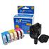 26 / 27 Lexmark & T0530 Dell Easy Colour Refill Kit