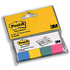 3M Post-It Note Assorted Markers Pack (4 Pack)