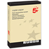5 Star A4 80gsm Yellow Coloured Office Copier Paper (500 Sheets)