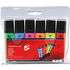 5 Star Assorted Office Highlighters (6 Pack)