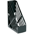 5 Star Black Magazine Rack File