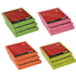 5 Star Re-Move Notes Assorted Neon 100 Sheets (76mm x 76mm) (12 Pack)