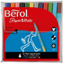 Berol Colour Fine Pen with Assorted Colours (Wallet of 12)