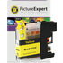 Brother LC-123Y Compatible Yellow Ink Cartridge