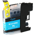 Brother LC-125XLC Compatible Cyan Ink Cartridge