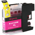 Brother LC-125XLM Compatible Magenta Ink Cartridge