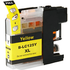 Brother LC-125XLY Compatible Yellow Ink Cartridge