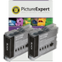 Brother LC1000BK Compatible Black Ink Cartridge TWINPACK