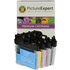 Brother LC1100 Bk/C/M/Y Compatible Black & Colour 4 Ink Cartridge Pack