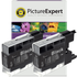 Brother LC1240BK Compatible Black Ink Cartridge TWINPACK