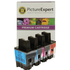 Brother LC900 Bk/C/M/Y Compatible Black & Colour 4 Ink Cartridge Pack
