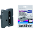 Brother TX-231 Original P-Touch Black on White Tape 12mm x 15m