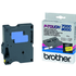 Brother TX-631 Original P-Touch Black on Yellow Tape 12mm x 15m