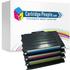 CLP-500D Compatible Black & Colour Toner Cartridge Multipack