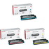 Canon 717 C/M/Y Original Colour Toner Cartridge Pack