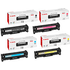 Canon 718 BK/C/M/Y Original Black & Colour Toner Cartridge Multipack