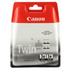 Canon BCI-3eBK Original Black Ink Cartridge Twinpack