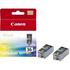 Canon CLI-36 Original Colour Ink Cartridge Twinpack
