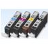 Canon CLI-521 B/C/M/Y Original Black & Colour Ink Cartridge 4 Pack