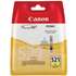 Canon CLI-521Y Original Yellow Ink Cartridge