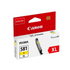 Canon CLI-581Y XL Original High Capacity Yellow Ink Cartridge