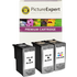 Canon PG-40 / CL-41 Compatible Black & Colour Ink Cartridge 3 Pack