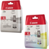 Canon PG-512 / CL-513 Original High Capacity Black & Colour Ink Cartridge 2 Pack