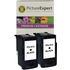 Canon PG-512 Compatible High Capacity Black Ink Cartridge Twinpack