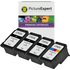 Canon PG-545XL x3 & CL-546XL x1 Compatible High Capacity Black & Colour Ink Cartridge 4 Pack