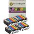 Canon PGI-520/ CLI-521 Bk/C/M/Y Compatible Black & Colour Ink Cartridge 20 Pack