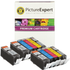 Canon PGI-520/CLI-521 Compatible Black & Colour Ink Cartridge 11 Pack