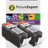 Canon PGI-520BK Compatible Black Ink Cartridge TWINPACK
