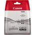 Canon PGI-520BK Original Black Ink Cartridge Twinpack