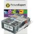 Canon PGI-525 BK, CLI-526 Bk/C/M/Y/GY Compatible Black & Colour Ink Cartridge 6 Pack