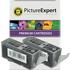 Canon PGI-525BK Compatible Black Ink Cartridge TWINPACK