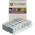 Canon PGI-550XL/CLI-551XL Compatible Black & Colour Ink Cartridge 7 Pack