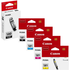 Canon PGI-580/CLI-581 (PGBK/BK/C/M/Y) Original Black & Colour Ink Cartridge 5 Pack