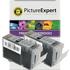 Canon PGI-5BK Compatible Black Ink Cartridge TWINPACK