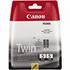 Canon PGI-5BK Original Black Ink Cartridge Twinpack