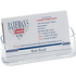 Clear Desktop Business Card Holder
